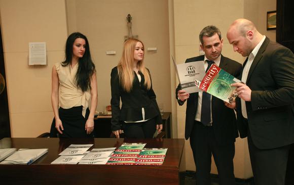 Ελληνόφωνη Ημερίδα για την Τρομοκρατία και την Αντιτρομοκρατία, 30/03/2014, Ξενοδοχείο: Athenaeum Intercontinental
