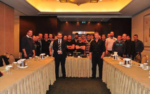Συνέδριο επαγγελματιών της Ασφάλειας,  5 & 6/5/2012,  Ξενοδοχείο Intercontinental